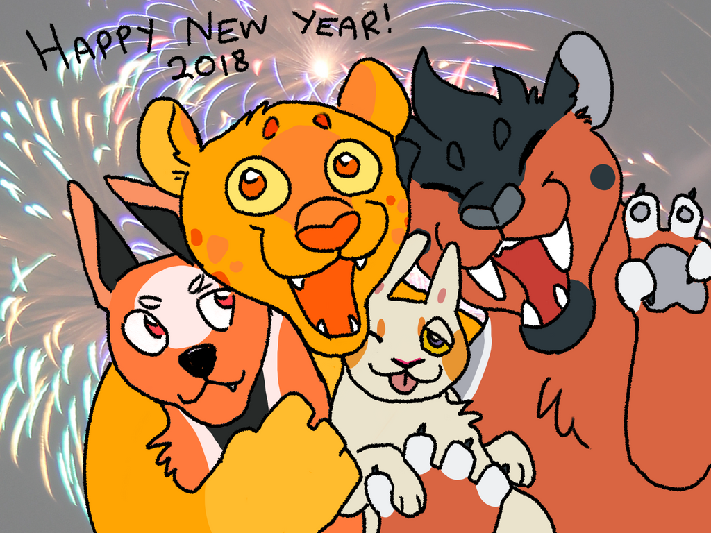 Happy New Year! by finxh