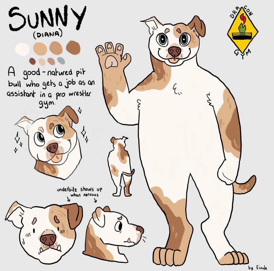 Sunny! by finxh