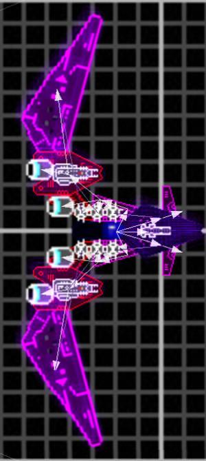S-11 E Shinden X Fighter