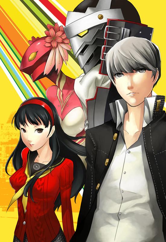 Persona 4 by EU03