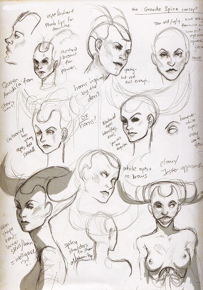 minyi's sketchbook