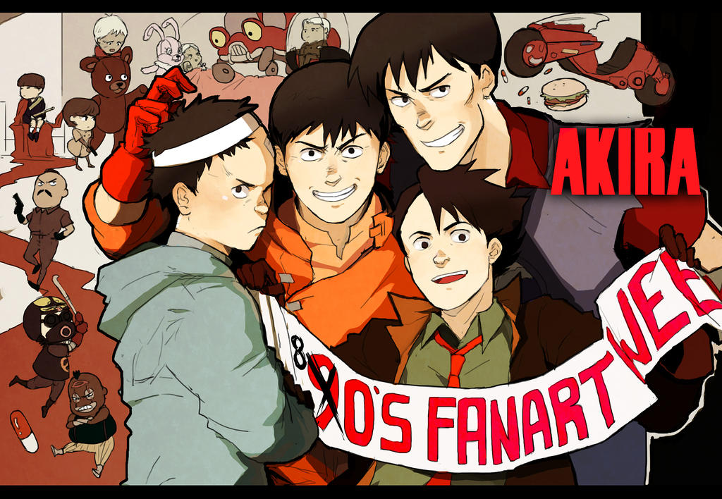 Image Result For Akira Anime Movie