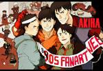 90s ANIME FANART WEEK - AKIRA 1988