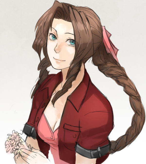 dating tifa ff7 Does cloud strife love tifa lockhart or aerith gainsborough what is the episode/chapter in final fantasy 7 when cloud strife tells tifa lockhart that.