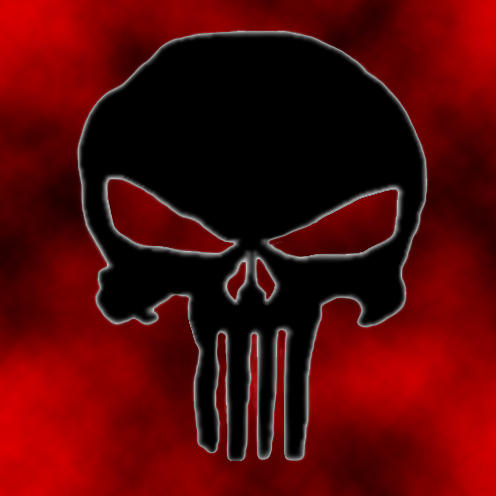 The Punisher Logo by chemicalsno on DeviantArt