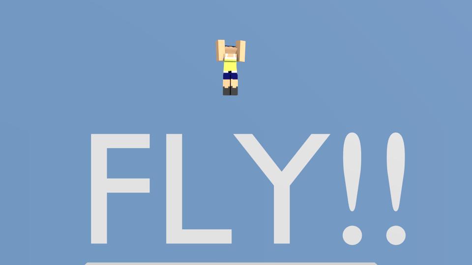FLY!! by Lemondrop001