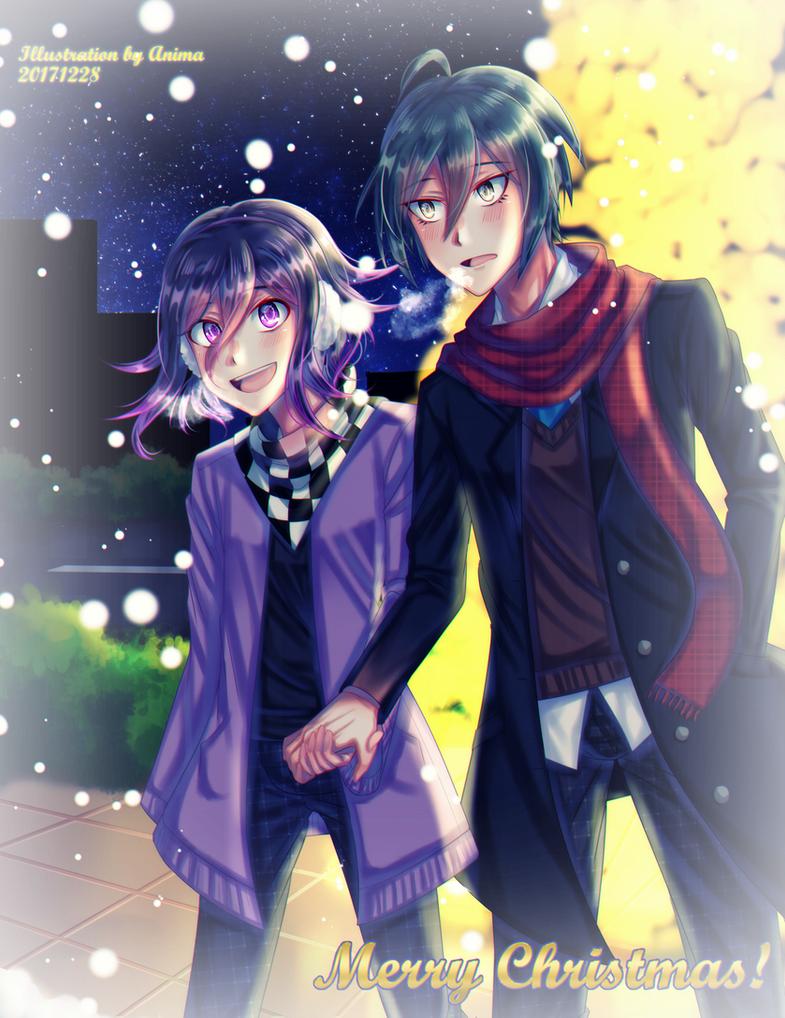 .:Merry Christmas 2017!:. by MMDAnimatio357