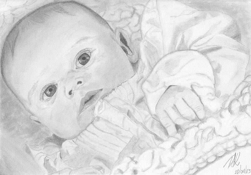 Baby Emma by demik13
