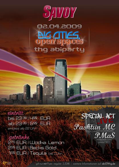 Big Cities Open Spaces
