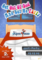 AbiParty Flyer March '09 by markus-worbs