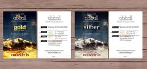 Abiball Karten