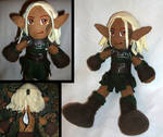 Green Armor Zevran--Dragon Age