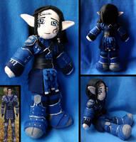 Alessar, Dragon Age Warden OC