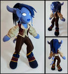 Umara, WoW Draenei Mage Plush