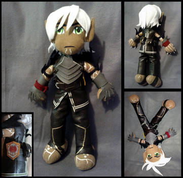 Fenris--Dragon Age 2 by Threnodi