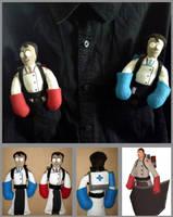 Pocket Medic Plushie Doll by Threnodi