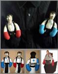 Pocket Medic Plushie Doll