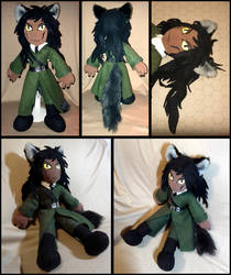 OC Cain Doll Comission