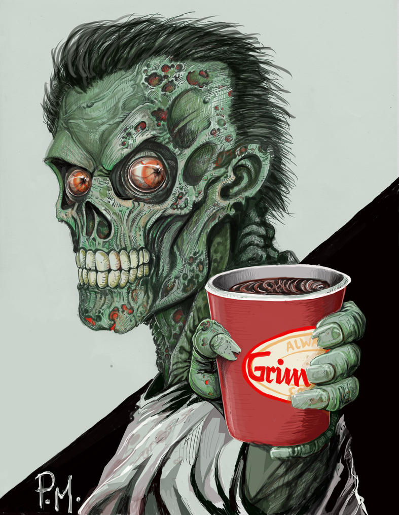 Grim Hortins by PM-Graphix