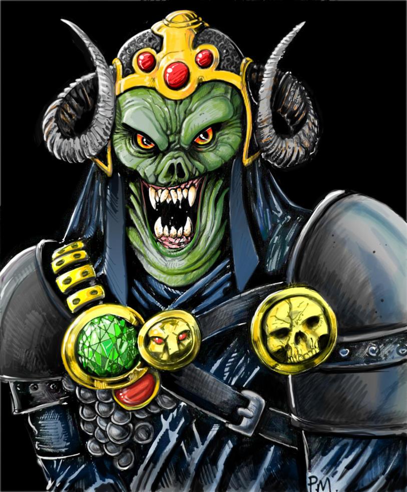 Thulsa Doom by PM-Graphix