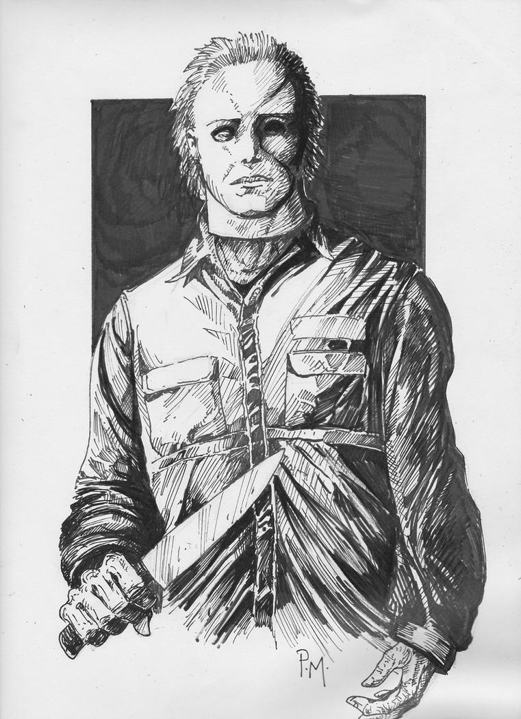 MICHAEL  MYERS by PM-Graphix