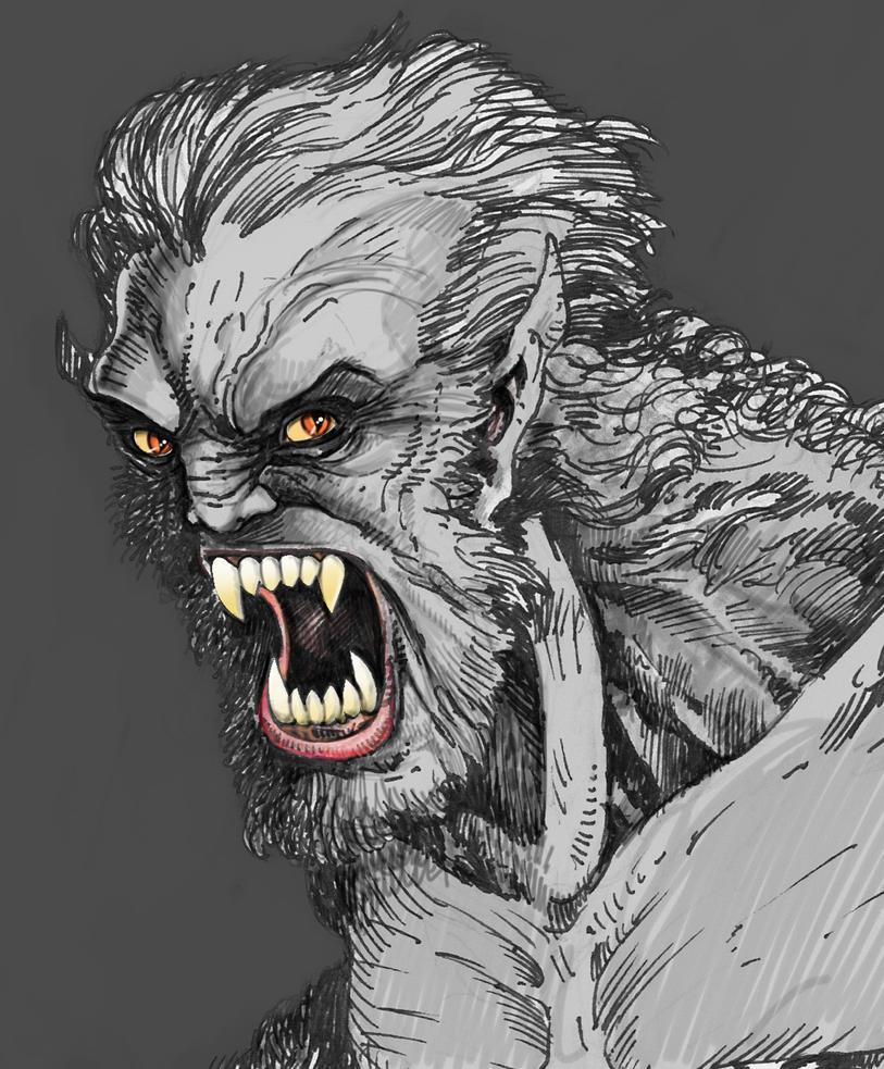 Dark Wolf by PM-Graphix