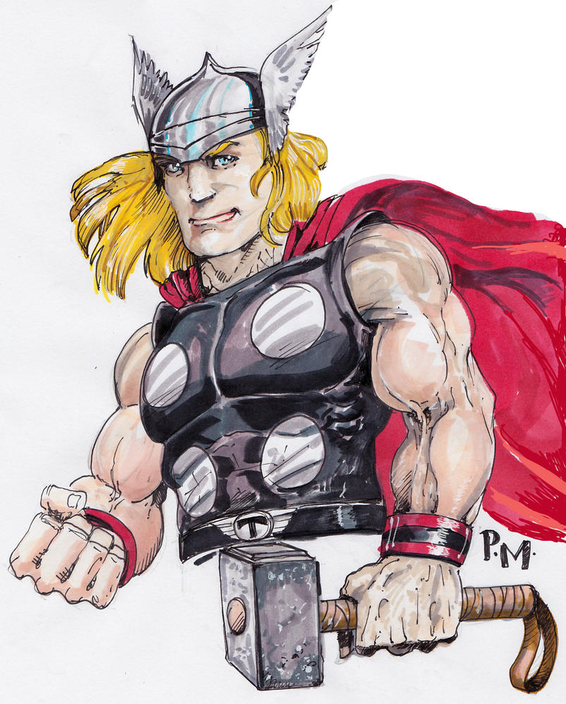 Thor by PM-Graphix