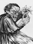 INKTOBER Oct9th Vampire