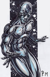 Silver Surfer by PM-Graphix