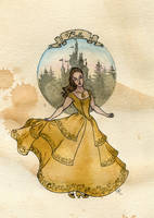 Belle by Kitty-Grimm