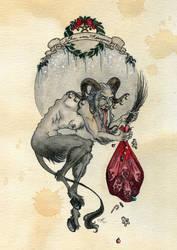 Gus vom Krampus by Kitty-Grimm