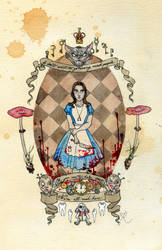 American McGees Alice by Kitty-Grimm