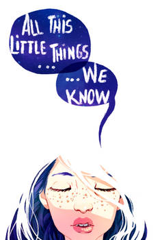 All this little things