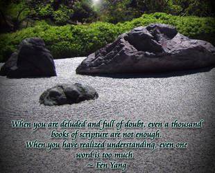 Scripture is not Enough by Izzie-Kikue