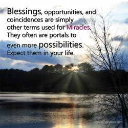 Blessings and Possibilities