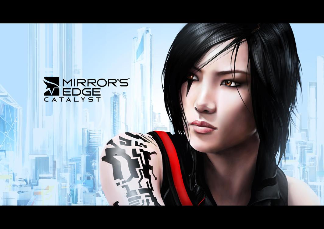 Mirrors Edge Catalyst by higu0217