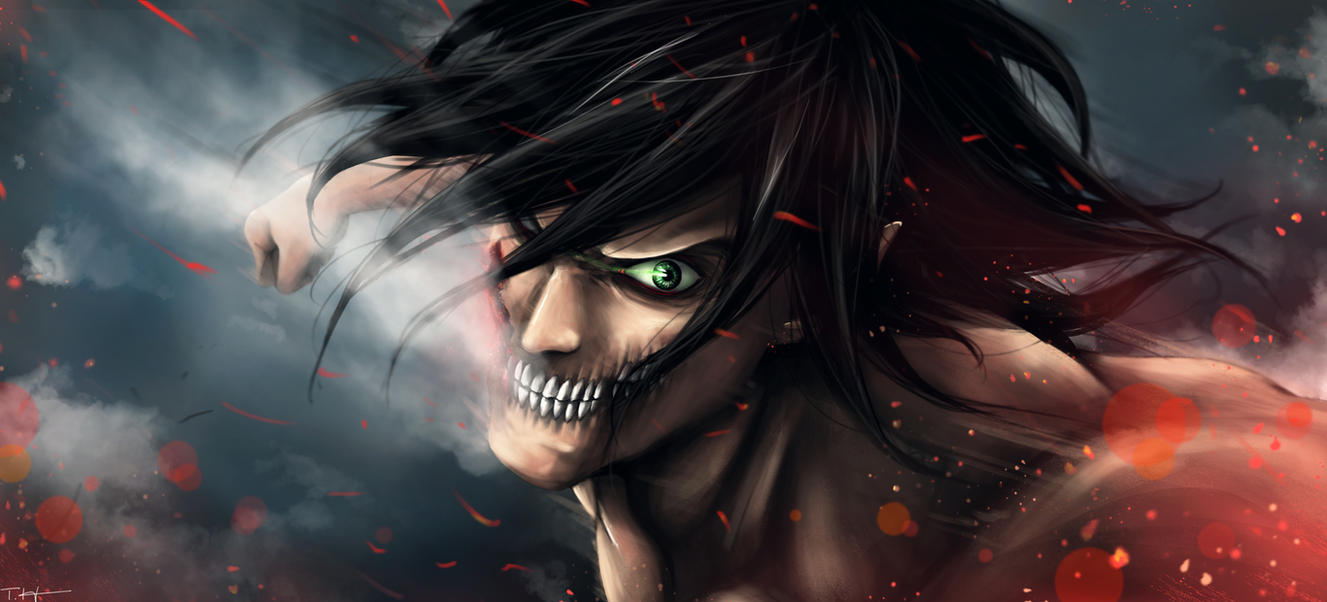 Attack On Titan by higu0217