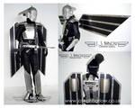 Deco Flight Suit