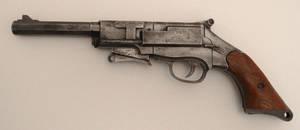 Mal Reynolds Pistol 3