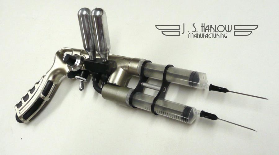 Hypo-Gun by joeharlow