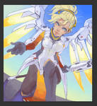 Mercy WIP by Omegabinary