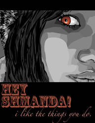 HeyShmanda by phantasyfiend