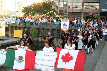 Callejoneada en Vancouver by victorkuri