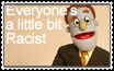 Racist by Voltaireon