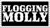 Flogging Molly Stamp by Voltaireon