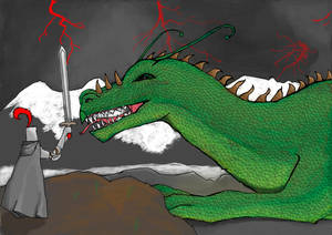 Overtures to a dragon