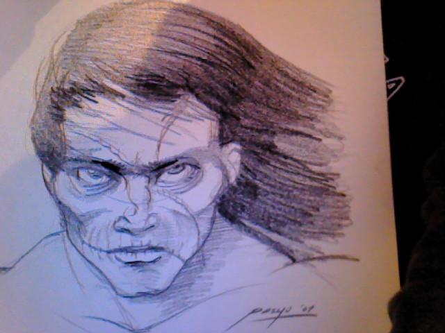 Frankenstein's Monster by CaptSnugglebugs
