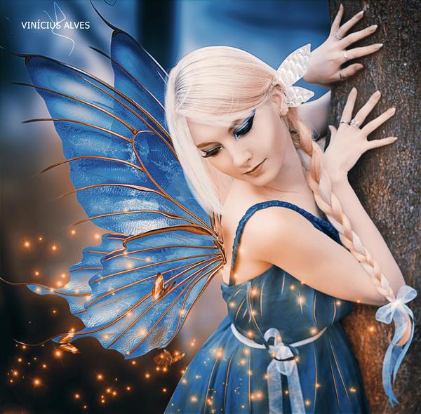 Light Fairy by viniciusalv