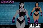 ONYX M.O.C.C. ENTRY by mrfuzzynutz