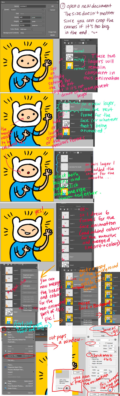 animation tutorial by onisuu